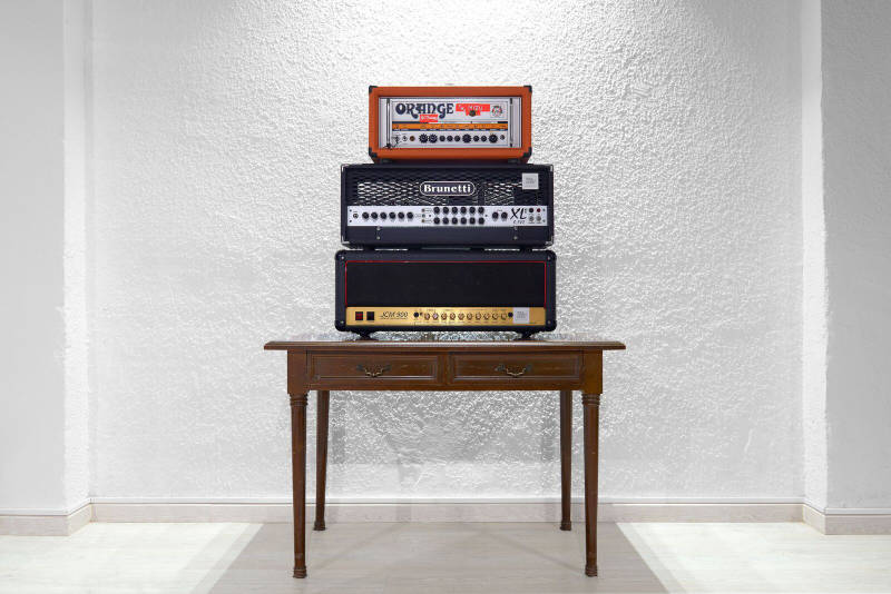 HCTSound gear orange brunetti jcm marshall